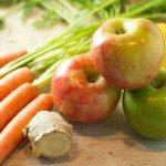Carrot Apple Juice Ingredients