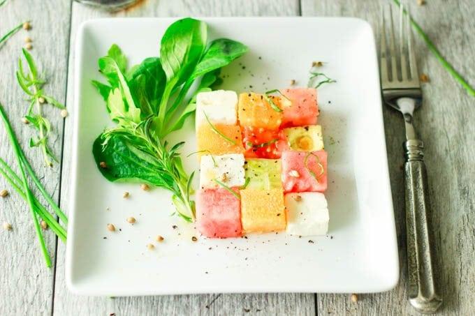 salad squares