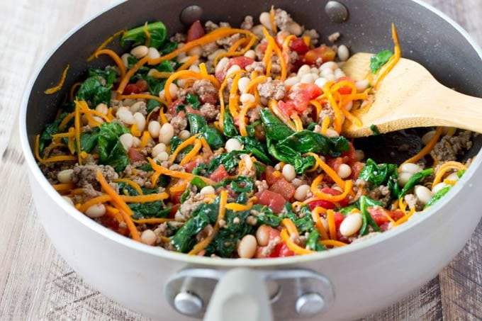 One Pan Clean Eating Sloppy Joes