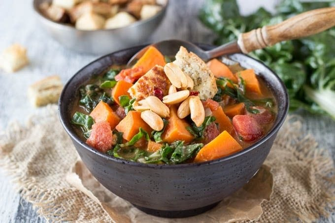 african peanut and sweet potato soup # healthy- simplehealthykitchen ...