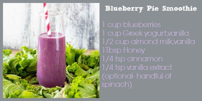 purple smoothie recipe