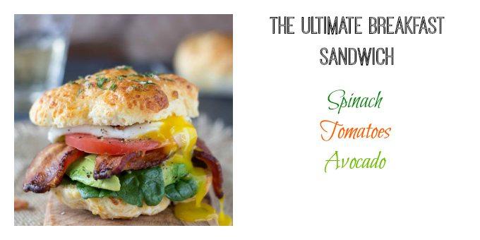 the ultimate breakfast sandwich simplehealthykitchen.com
