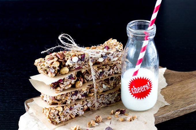 homemade-granola-bars