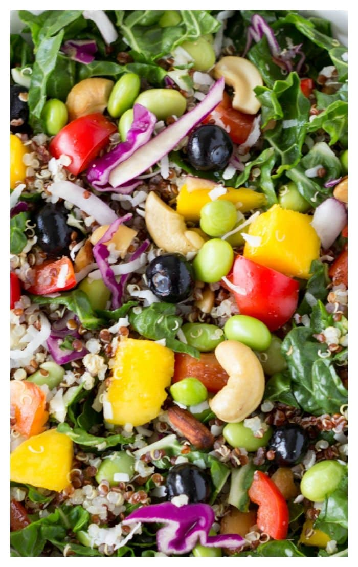 superfoods power salad