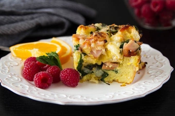 Easy Healthy Breakfast Casserole