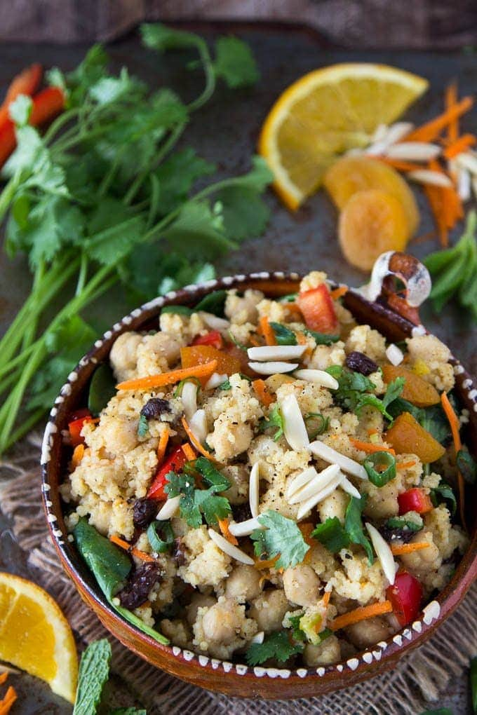 Moroccan Couscous Simple Healthy Kitchen