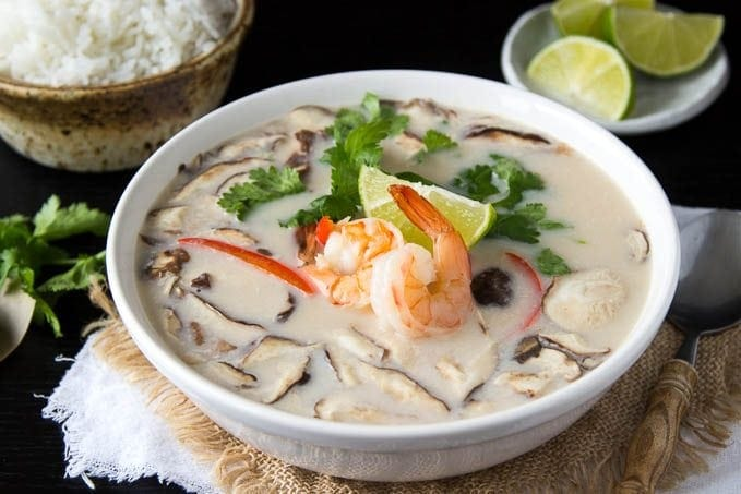Thai Kitchen Tom Kha Soup