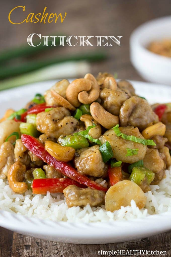cashew-chicken pinterest