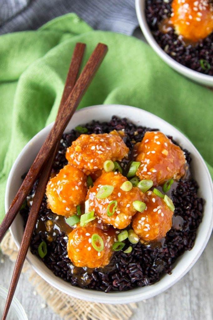 baked-orange-cauliflower-forbidden-rice 1