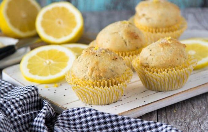 lemon-ricotta-chia-seed- muffins featured 2