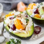 mandarin-chicken-salad-stuffed-avocado featured new