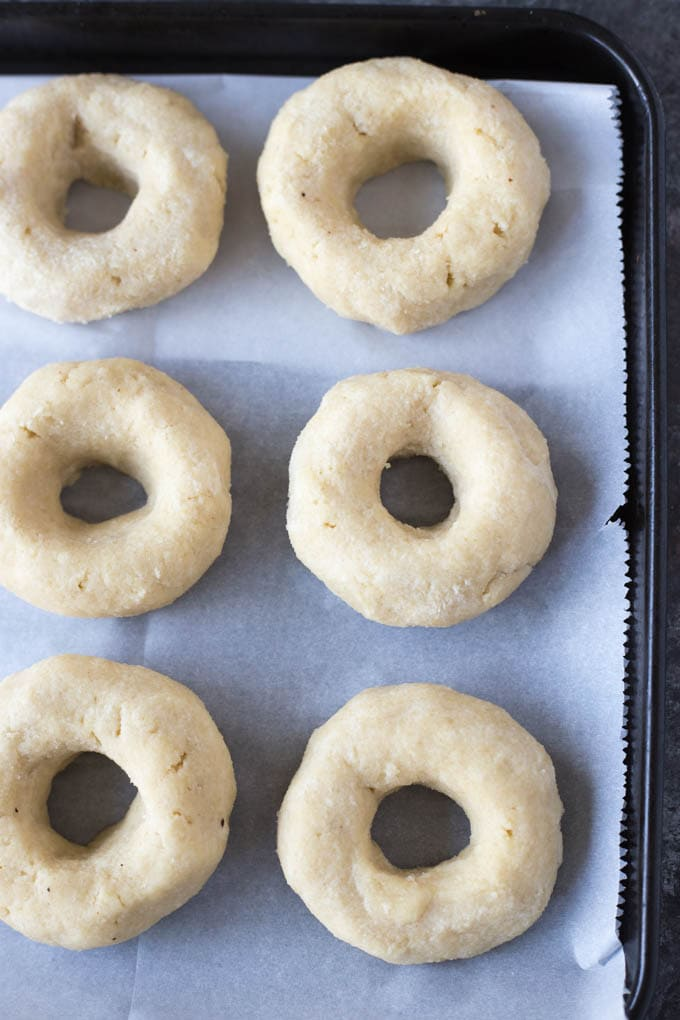 Paleo Everything bagels - How to Make