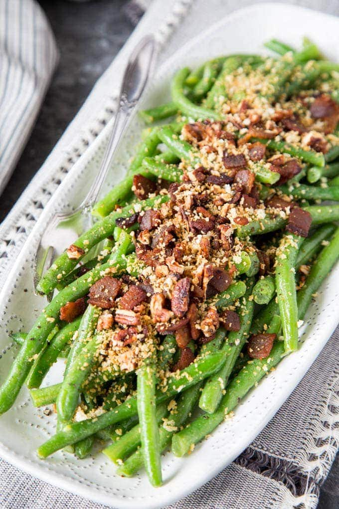 honey-dijon- green- beans featured