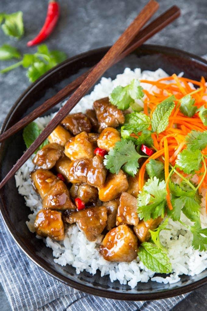 Vietnamese Caramelized Pork - Simple Healthy Kitchen