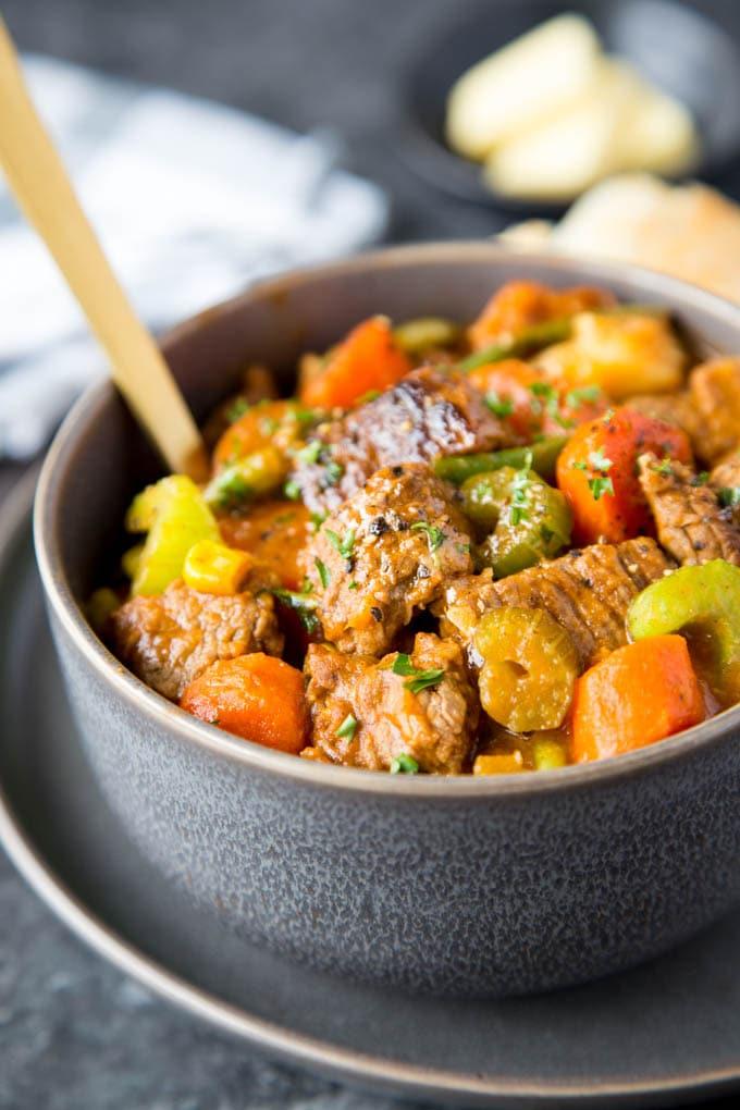 crockpot beef stew 5
