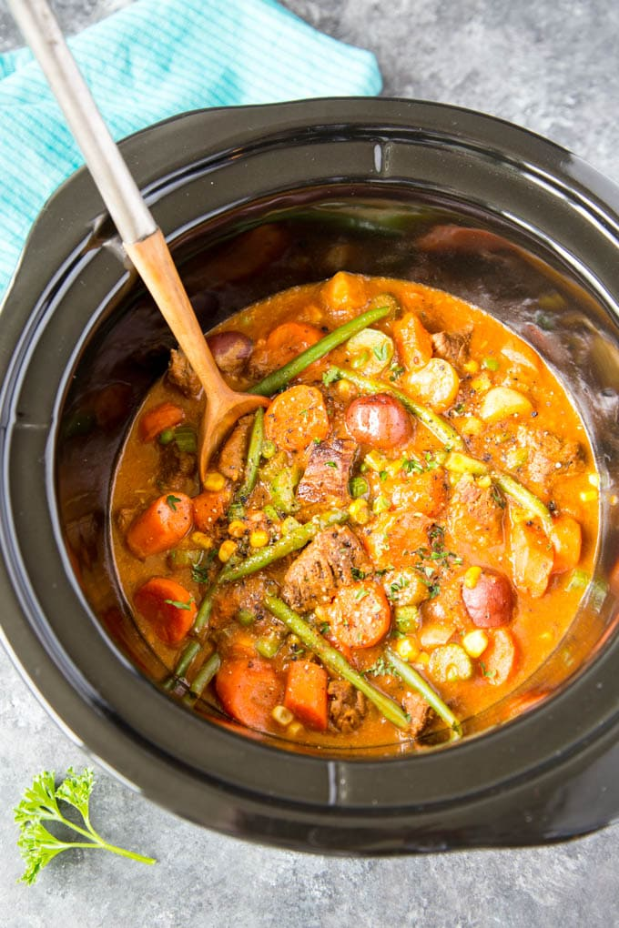 crockpot beef stew 6